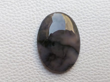 Load image into Gallery viewer, 33x24x6 mm Natural Moss Agate Oval Shape