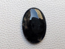 Load image into Gallery viewer, 31x21x5 mm Natural Moss Agate Oval Shape