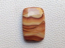 Load image into Gallery viewer, 30x20x6 mm Natural Wave Dolomite Rectangular Shape