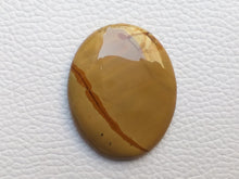 Load image into Gallery viewer, 37x30x6 mm Natural Polychrome Jasper Oval Shape