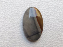 Load image into Gallery viewer, 35x21x6 mm Natural Polychrome Jasper Oval Shape