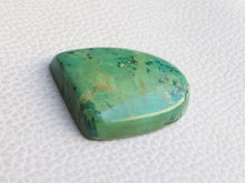 Load image into Gallery viewer, 30x26x6 mm Natural Chrysocolla freeform Shape