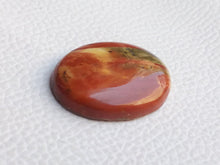 Load image into Gallery viewer, 29x22x6 mm Rainbow Jasper Oval Shape