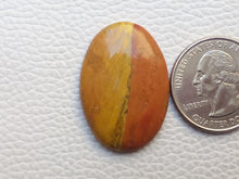 Load image into Gallery viewer, 32x22x5 mm Rainbow Jasper Oval Shape