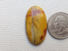 Load image into Gallery viewer, 35x19x5 mm Rainbow Jasper Oval Shape