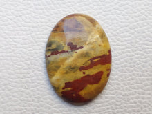 Load image into Gallery viewer, 37x27x6 mm Rainbow Jasper Oval Shape