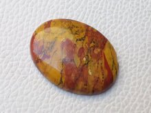 Load image into Gallery viewer, 33x25x5 mm Rainbow Jasper Oval Shape