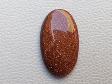 Load image into Gallery viewer, 38x22x6 mm Goldstone Oval Shape