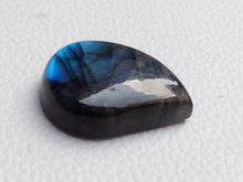 Load image into Gallery viewer, 30x21x9mm,  Blue Labradorite Gemstone Cabochon Freeform Shape