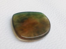 Load image into Gallery viewer, 28x25x4 mm Moss Agate Freeform Shape