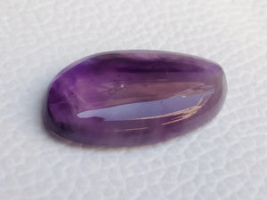 30x16x5 mm Amethyst Freeform Shape