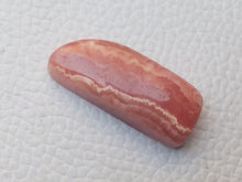 Load image into Gallery viewer, 29x12x7 mm Natural Rhodochrosite Freeform Shape