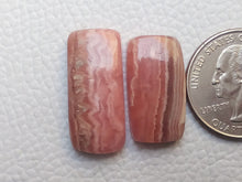 Load image into Gallery viewer, 2 Pcs Natural Rhodochrosite Mix Shape