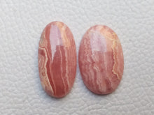 Load image into Gallery viewer, 2 Pieces Natural Rhodochrosite Mix Shape