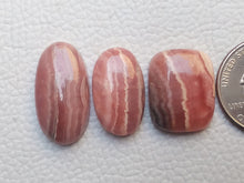 Load image into Gallery viewer, 3 Pieces Natural Rhodochrosite Mix Shape