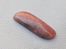 Load image into Gallery viewer, 39x12x6 mm Natural Rhodochrosite Freeform Shape