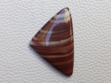 Load image into Gallery viewer, 40x26x5 mm Red Striped Jasper Freeform Shape