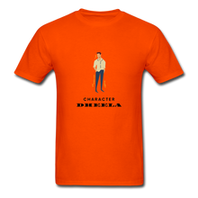 Load image into Gallery viewer, Character Dheela Basic T-Shirt - orange