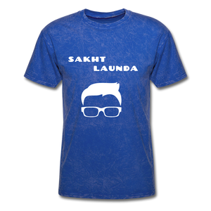 Sakht Launda Basic T-Shirt 2 - mineral royal