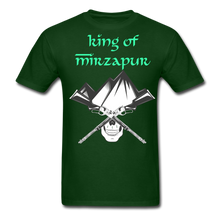 Load image into Gallery viewer, King of Mizrapur Men's T-Shirt - forest green