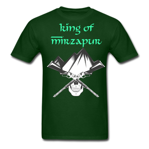 King of Mizrapur Men's T-Shirt - forest green
