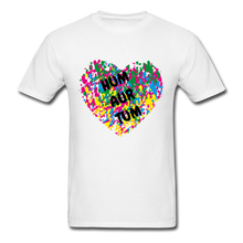 Load image into Gallery viewer, Hum Tum Unisex Classic T-Shirt - white