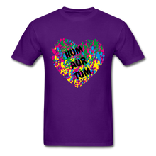 Load image into Gallery viewer, Hum Tum Unisex Classic T-Shirt - purple