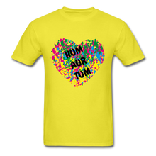 Load image into Gallery viewer, Hum Tum Unisex Classic T-Shirt - yellow