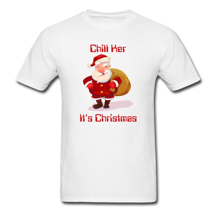 Christmas Basic T-Shirt - white
