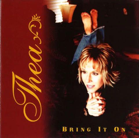 "Thea Tippin's ""Bring It On"" Album"