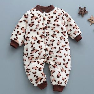 One Piece Cute Baby Romper Jumpsuit - Dream Town Store