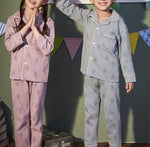 Printed Spring/Fall PJs,3T to 10T.