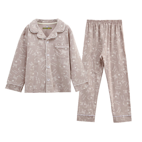 Soft & Comfy Spring/Fall PJs,3T to 10T.