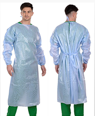 Disposable Medical Gown AAMI Level 3 Model 3C
