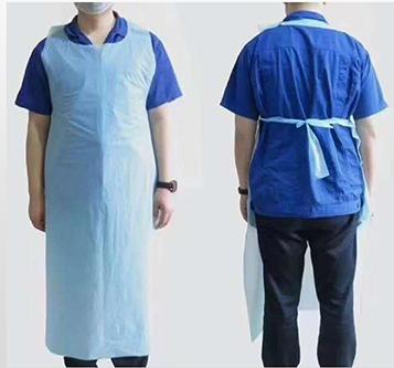 Disposable Protective Gown Model 1D