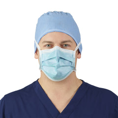 3-Ply Disposable Medical Masks Level 3  (Box of 25) (Back-tie)