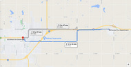 Stage 272: Canute Fire Department to Elk City Fire Department, Oct 04, 07:21 AM - 8.3 miles - 10 min/mile