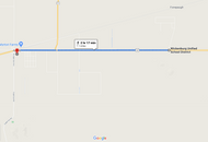 Stage 374: Wickenburg Unified School District to Aguila Volunteer Fire Department, Oct 15, 01:01 PM - 7.1 miles - 9 min/mile