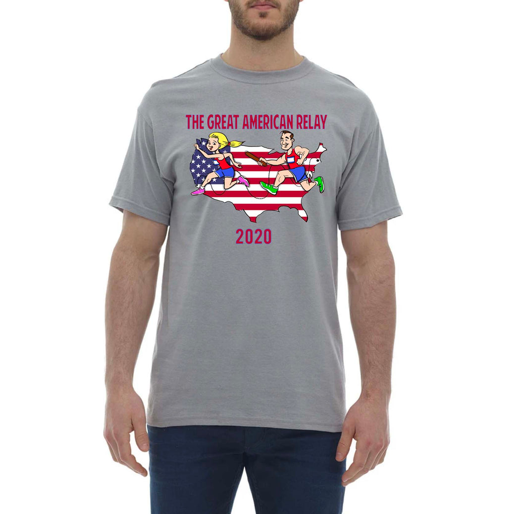 Great American Relay 2020 T-Shirt