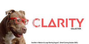 Cklarity dog glasses