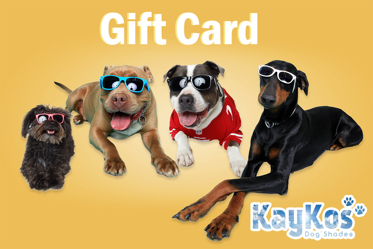 Kaykos Dog Shades Gift Card