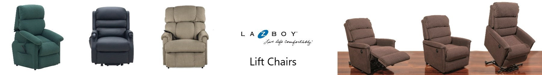 In Stock Lift Chairs