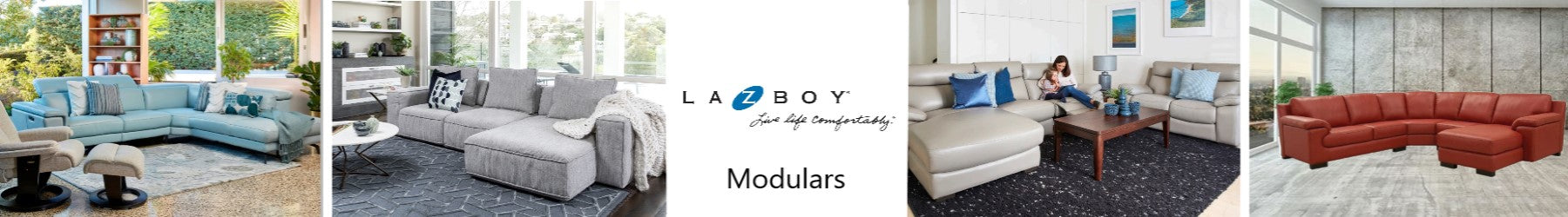 Lazy Boy Modular Lounges