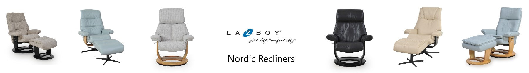 Lazy Boy Nordic Recliners