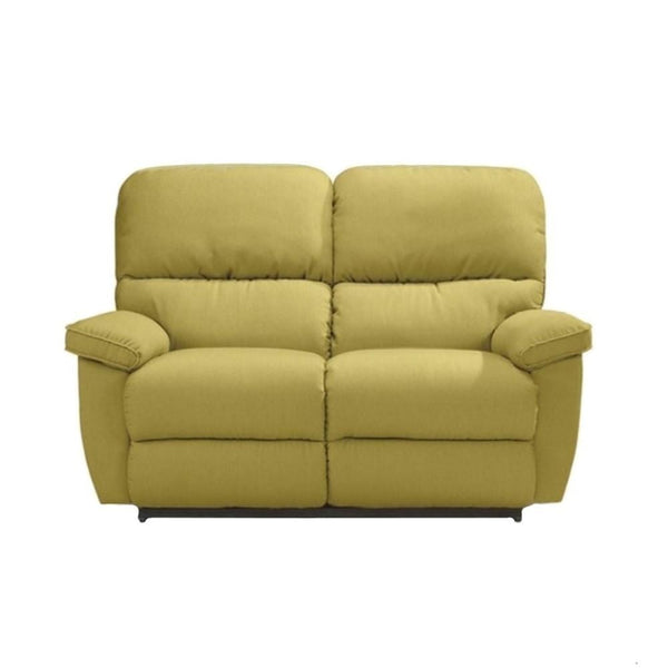 a couch with a pillow on top of it