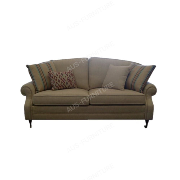 Moran Furniture Royale Sofa 2 Seat / Fixed Fabric From Sofas