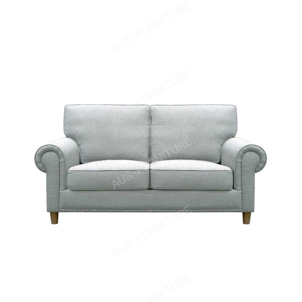 Moran Furniture Manor Sofa 2 Seat / Fixed Fabric From Sofas