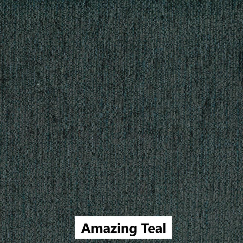 Lazy Boy Neilson Contemporary A Fabric Coverings Teal La-Z-Boy Single