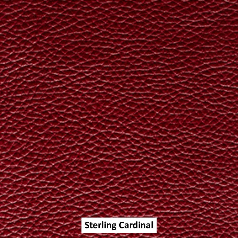 Moran Furniture Sterling H1 Leather Coverings Cardinal Chairs