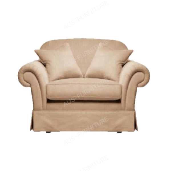 Moran Furniture Bellevue Chair - Aus-Furniture